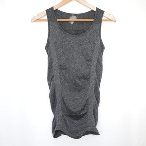 CALIA by Carrie Underwood Gray Seamless Tank Top